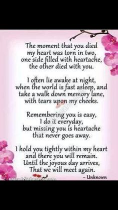 I miss you mom. How am I supposed to go on without you? I think about you every minute and I can't stand not seeing you. Now Quotes, Life Quotes Love, Hurt Quotes, Year Quotes, The Words, Rip Daddy, Miss You Dad, Dear Mom And Dad, Thoughts