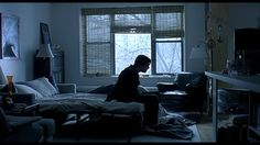 """hirxeth: """"Why do I fall in love with every woman I see who shows me the least bit of attention?"""" Eternal Sunshine of the Spotless Mind dir. Michel Gondry, Cinematic Photography, Sci Fi Films, Movie Shots, Eternal Sunshine, Film Inspiration, Bedroom Inspiration, Film Stills, I Fall In Love"""