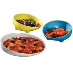 Patterson Medical - Polyester Scoop Dish & Scooper Bowl