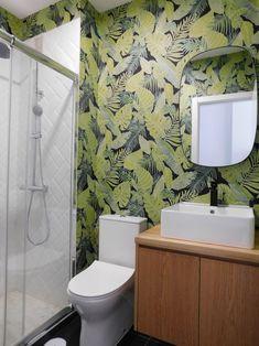 Bathroom renovation by Tatiana Doria Clawfoot Bathtub, Curtains, Shower, Bathroom, Rain Shower Heads, Washroom, Blinds, Full Bath, Showers