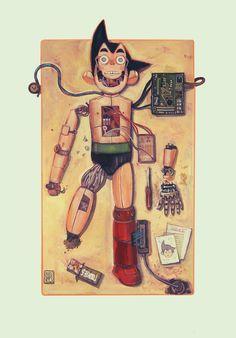 Artist Showcase: Sapo Lendário - Follow Artist on Behance // Facebook // Tumblr // Instagram // Youtube
