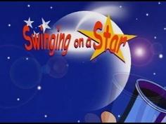 SWINGING  ON A STAR (with Lyrics)