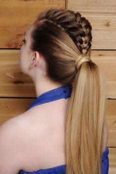 #bride up do #hair style #hair salon calgary