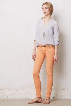 MiH Breathless Skinny Jeans - Anthropologie.com