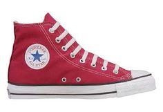 022ece27f505 Converse Chuck Taylor All Star Hi Top Red Canvas « Impulse Clothes Puerto  Rican Flag