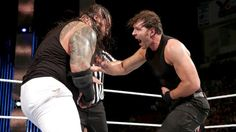 SmackDown 6/13/14: Dean Ambrose vs. Bray Wyatt – WWE World Heavyweight Championship Money in the Bank Qualifying Match