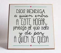 Resultado de imagen para cuadros negros de frases positivas pintados Ikea Kids, Son Quotes, Home Quotes And Sayings, Pretty Fonts, Spanish Quotes, Home Signs, Meaningful Words, Home Decor Kitchen, Dorm Decorations