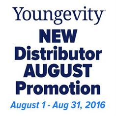 Free distributorships don't come by often. Today is the last day. Take advantage now Click JOIN http://Youngevity.walknwellness.com #SAVE on Top quality all natural organic hair, face, skin and nutrition care. Youngevity is like the Amazon of holistic healthcare, a great variety of top quality brands for you to choose, use and share!