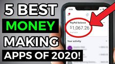 Make Money From Home, Way To Make Money, Make Money Online, How To Make, Work From Home Options, Best Money Making Apps, Cold Hard Cash, Work From Home Business, Online Work