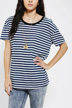 Truly Madly Deeply Chloe Boyfriend Tee #urbanoutfitters