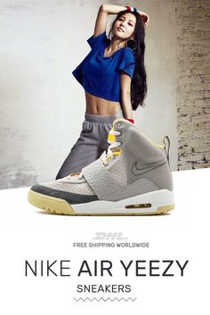 ef1632a706b96 For sale The best Nike Air Yeezy Air Yeezy Zen Grey shoes  sneakers  fashion