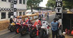 Goodwood Festival of Speed 2019 Day 2 Report Stuart Graham, T Track, Goodwood Festival Of Speed, Honda S, 60th Anniversary, Center Stage, Motogp, Grand Prix, Ss