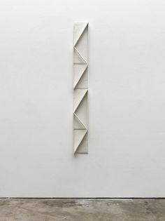 Ricky Swallow, Stacked Rhombus with Rope, 2014 Shadow Art, Light And Shadow, Unique Art, Sculpture Art, Contemporary Art, Swallow, Bronze, Texture, Abstract