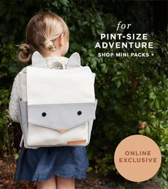 Petunia | Petunia Pickle Diaper Bag kids backpack and kids dolly diaper bag just like mommy.