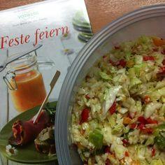 Rezept Weißkohlsalat von Thermomix Rezeptentwicklung - Rezept der Kategorie Vorspeisen/Salate                                                                                                                                                                                 Mehr