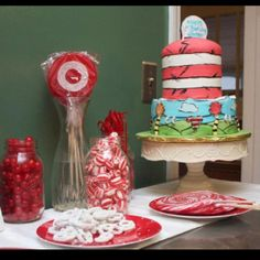 Dr.Suess birthday