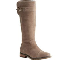 Women's Ariat Stoneleigh H2O Knee High Boot - Taupe Suede with FREE Shipping & Exchanges. Unmatched comfort and understated style come together in the Ariat Stoneleigh H2O Knee High Boot.