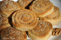 Vegan Sweets, Vegan Desserts, Vegan Recipes, Vegan Food, Romanian Food, Romanian Recipes, Pastry Cake, Sweet Cakes, Bagel