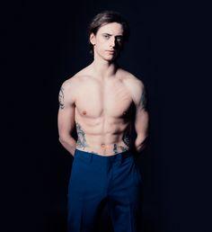 Sergei Polunin - Ukranian ballet dancer