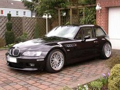 BMW Z3 Coupe! Still one of my all time favorite cars