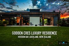 Godden Cres Luxury Residence – Mission Bay, Auckland, New Zealand