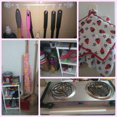 Apartment Update: The kitchen!