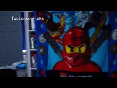 LEGO Ninjago Blanket   What do you do with it ?