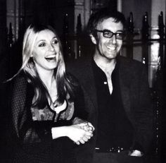 Sharon Tate & Peter Sellers