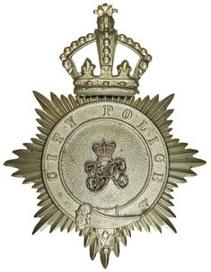Nobles Numismatics Pty Ltd / Sale 117 / 17–20 Apr 2018 / Sydney / Lot 5316 / Militaria - Police… / MAD on Collections - Browse and find over 10,000 categories of collectables from around the world - antiques, stamps, coins, memorabilia, art, bottles, jewellery, furniture, medals, toys and more at madoncollections.com. Free to view - Free to Register - Visit today. #Police #Badges #MADonCollections #MADonC Queen Victoria Crown, Police Badges, Michael Kors Watch, Sydney, Bottles, Mad, Stamps, Coins, Clock