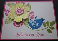Betsy's Blossoms - Looking forward to getting this stamp set :-)
