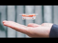 The Skeye Nano Drone, the world's smallest quadcopter, so small it can easily sit on your thumb. Watch the video… Skeye Nano Drone measuring just x Tech Gadgets, Cool Gadgets, Design Creation, Small Drones, Phantom Drone, Drone For Sale, Drone Technology, Medical Technology, Wearable Technology