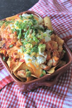 Nachos, Oven Dishes, Food Dishes, Big Meals, Easy Meals, Enchiladas, Mexican Food Recipes, Healthy Recipes, Bistro Food
