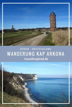 Auf Rügen gibt es eine tolle Rundwanderung von Putgarten über das Fischerdorf Vitt zum Kap Arkona.