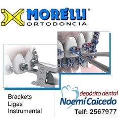 Te los llevamos al consultorio sin costo! #brackets #morelli #ortodoncia #orthodontia #orthodontics #ortodoncista #odontologo #odontology #odontolove #odontologia #odontologos #odontologosecuador #dental #dentist #dentista #dentistry #ilovedentistry #depositodental #depositodentalnoemicaicedo #materialesdentales #guayaquil #samborondon #dientesperfectos #sonrisaperfecta by depositodentalnoemicaicedo Our General Dentistry Page: http://www.myimagedental.com/services/general-dentistry/ Google…