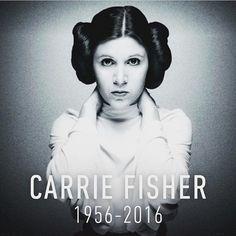 NOOOOOOOOO  Rest In Piece, Carrie