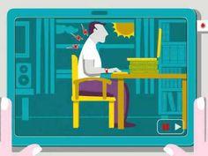 Te jól csinálod? (Szuper oktató videó a helyes testtartásról :) | ládika