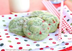 Pistachio Cherry Meltaway Cookies I Heart Nap Time | I Heart Nap Time - Easy recipes, DIY crafts, Homemaking