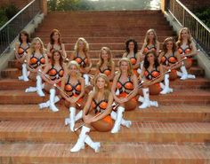 Auburn Majorettes, love their costumes