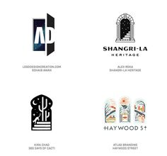 The best logo designs from plus the latest logo & branding design trends and an inspirational logo design gallery showcase. Logo Design Trends, Best Logo Design, Logo Design Inspiration, Web Design, Graphic Design, Logos, Logo Branding, Branding Design, Corporate Design