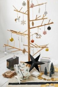 Wooden Trees (3)