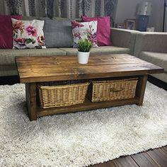 Solid Rustic Handmade Pine coffee table (MK4B), finished ... https://www.amazon.co.uk/dp/B01DIBD0UO/ref=cm_sw_r_pi_dp_x_cw09xb3A26FA6