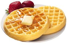 Waffles from the Joy of Cooking