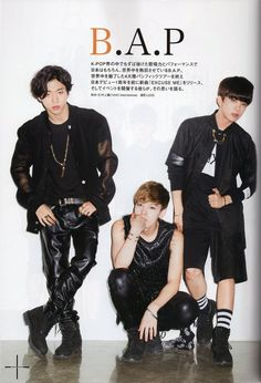 B.A.P for 'Hallyu Pier' Magazine Kim Himchan, Youngjae, Bap, Korean Celebrities, Kpop Boy, Gorgeous Men, Boy Groups, Kdrama