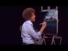 Bob Ross - Quiet Mountain Lake (Season 19 Episode 2) - YouTube