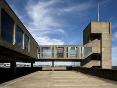 Concrete buildings: Brutalist beauty - Features - Art - The Independent