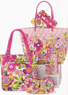Vera Bradley Spring 2014 The Spring Collection Patterns