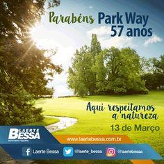 Aniversário do Park Way!