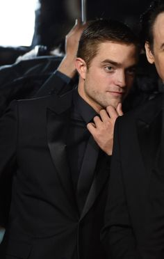 Rob at the Map to the Stars premiere at Cannes, 5-19-14 (208)  so debonair!