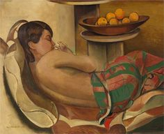 Mexican Shawl, 1938 by Wyndham Lewis (British French Impressionist Painters, Impressionist Artists, Wyndham Lewis, Museum Art Gallery, Bristol Museum, English Artists, Oil Painting Reproductions, Art Uk, Hand Painting Art