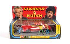 corgi toys starsky and hutch with figures